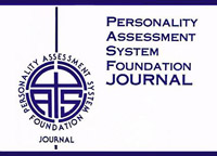 September 2015: Helen Schucman, Bill Thetford and the Personality Assessment System - logo of the Personality Assessment System Foundation Journal