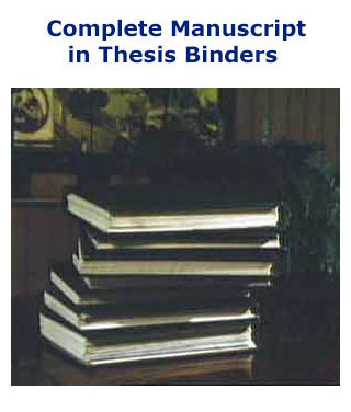 slideshow slide: 3-Evolution-ACIM-SlideShow: Complete Manuscript in Thesis Binders
