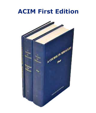 slideshow slide: 6-Evolution-ACIM-SlideShow: ACIM First Edition