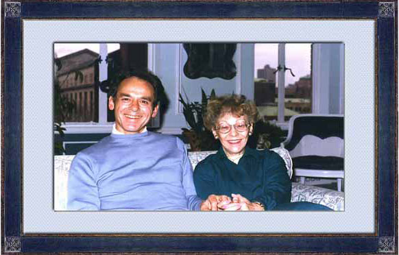 "photo - group: William ""Bill"" Thetford and Helen Schucman"