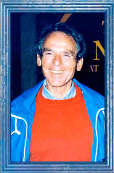 "photo - headshot: William ""Bill"" Thetford wearing red sweater, blue jacket"