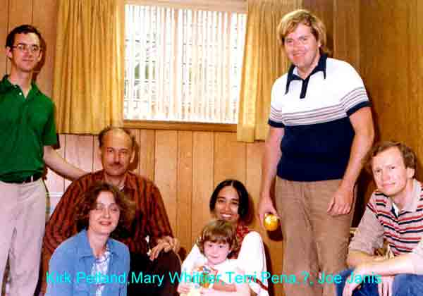 photo - group: 1976 - Durham Group