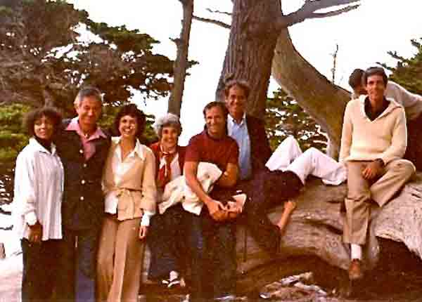 photo - group: 1978 CA Group at Point Lobos