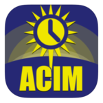 graphic: ACIM APP - for phone-ipad