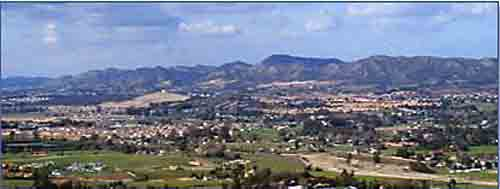 photo (aerial view) Temecula, California