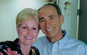 photo - group: Gloria Wapnick and Kenneth Wapnick