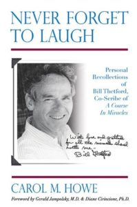 Book: Never Forget to Laugh