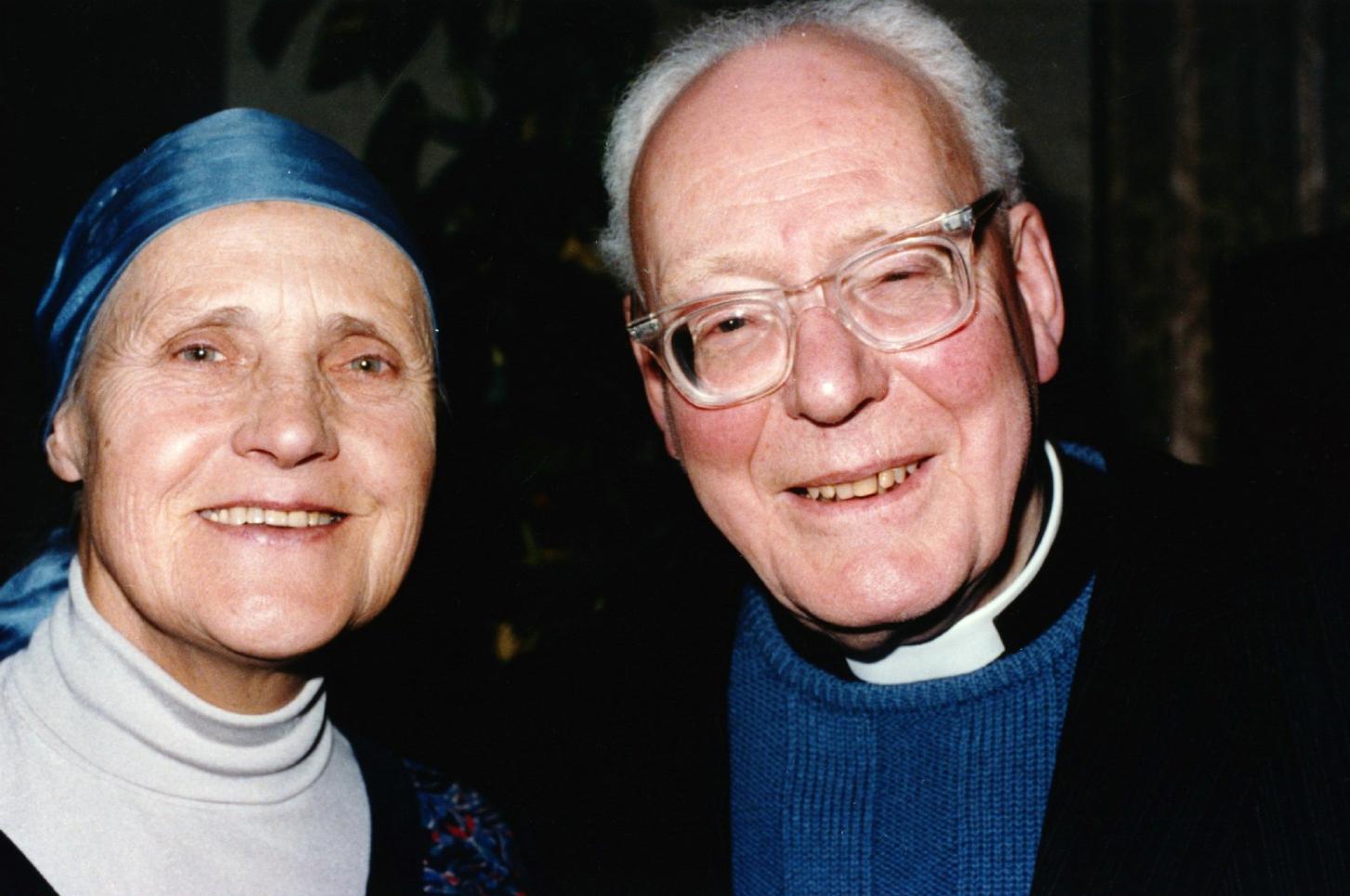 photo: Dean Edward and Lillian Carpenter
