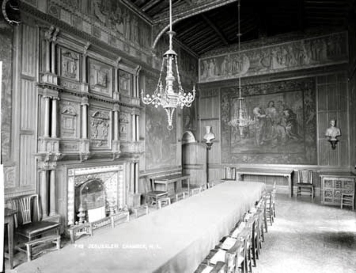 photo: The Jerusalem Chamber