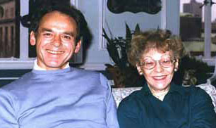 Dr. William Thetford and Dr. Helen Schucman