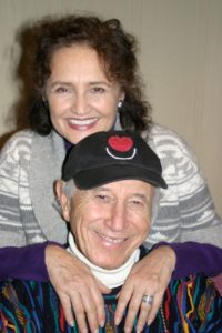 photo: Diane Cirincione and Dr. Jerry Jampolsky